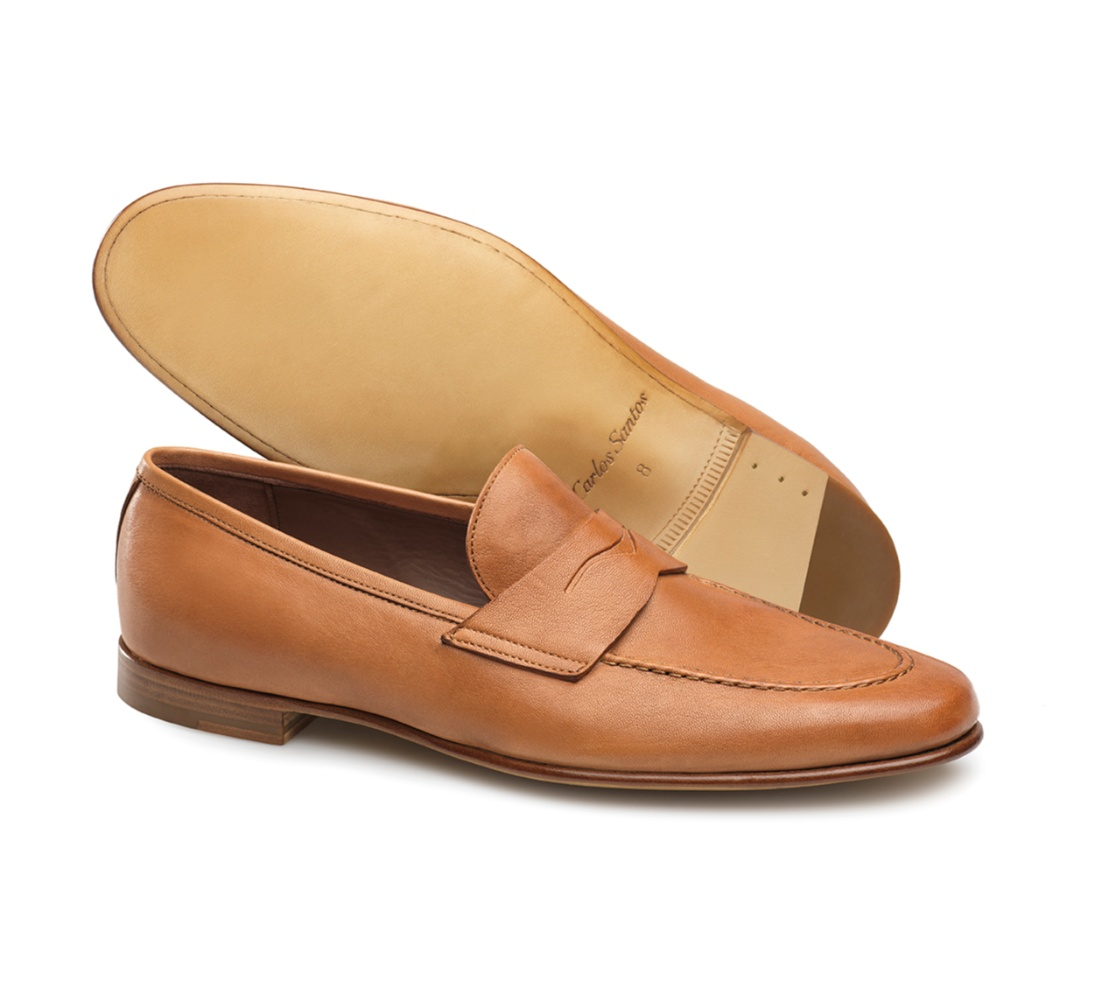 Penny Loafers - Clayton Capre Sport 125