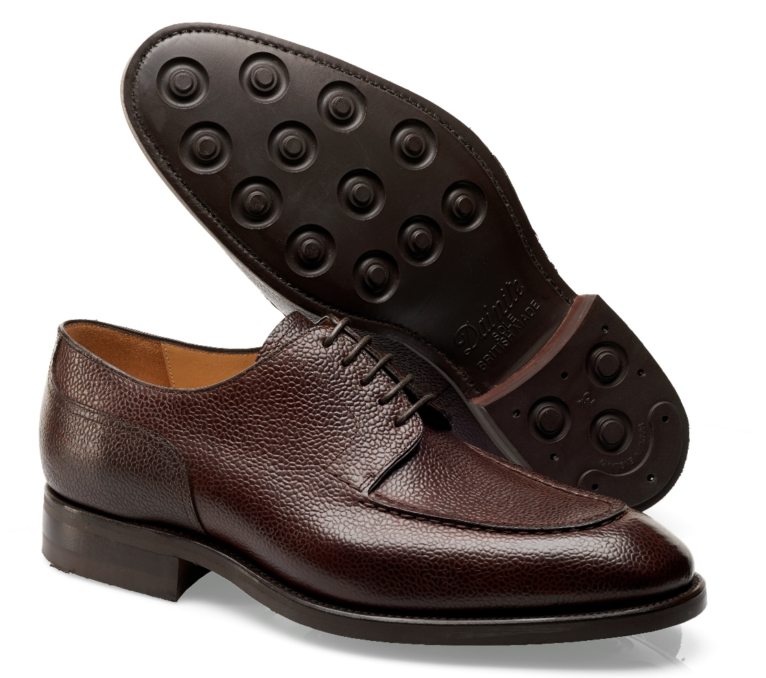 Chaussures Derby - Ernest Grain 100 Marron