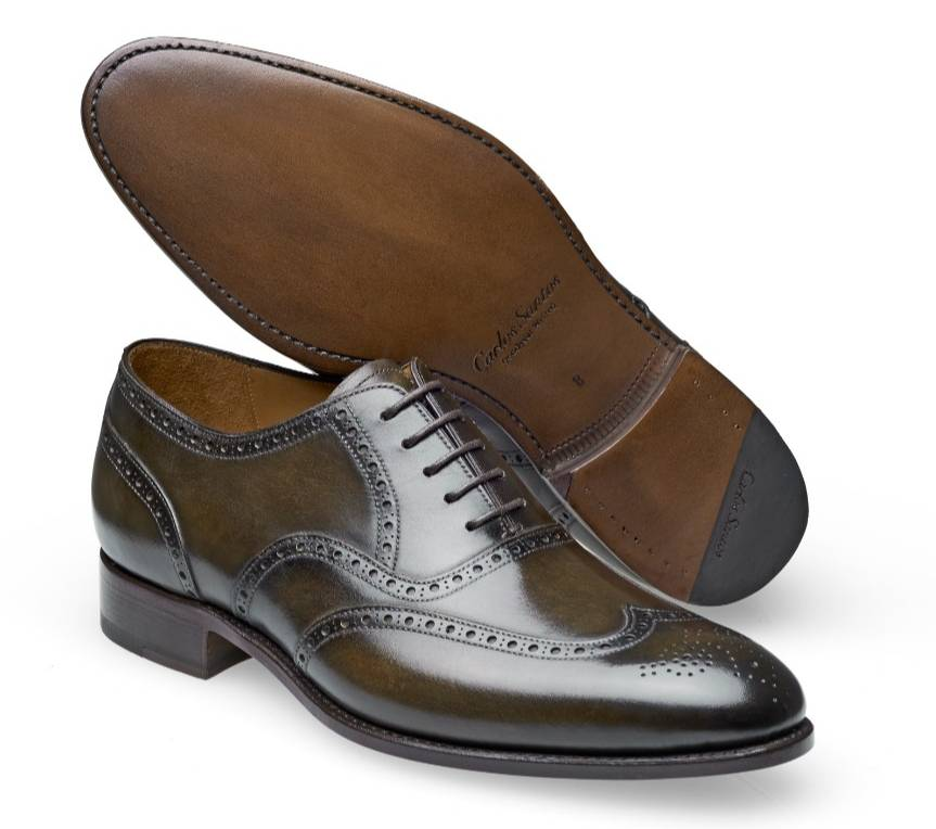 Wingtip Brogue - Frank Bosco