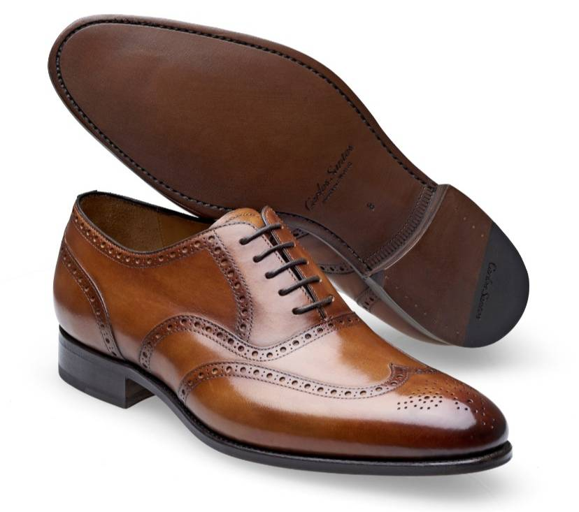 Wingtip Brogue - Frank Braga