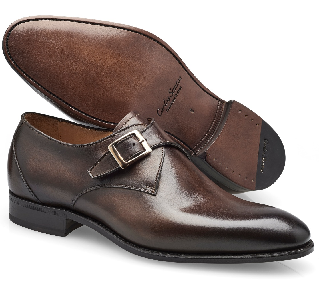 Single Buckle Shoes - Gareth Coimbra