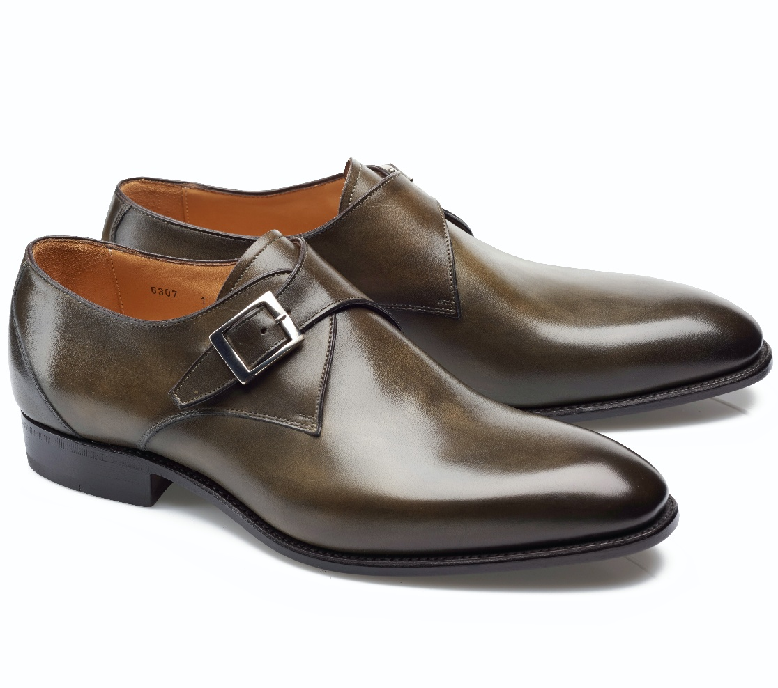 Single Buckle Shoes - Gareth Bosco