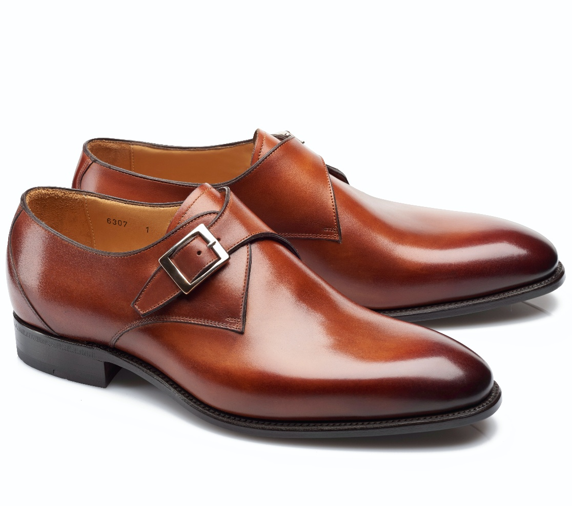 Single Buckle Shoes - Gareth Braga
