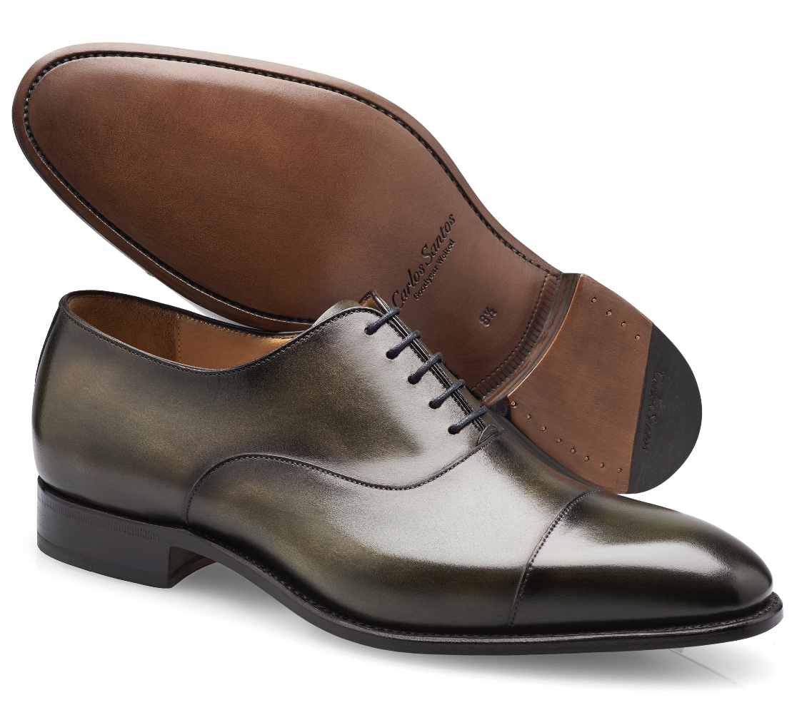 Cap Toe Shoes - Harold Bosco