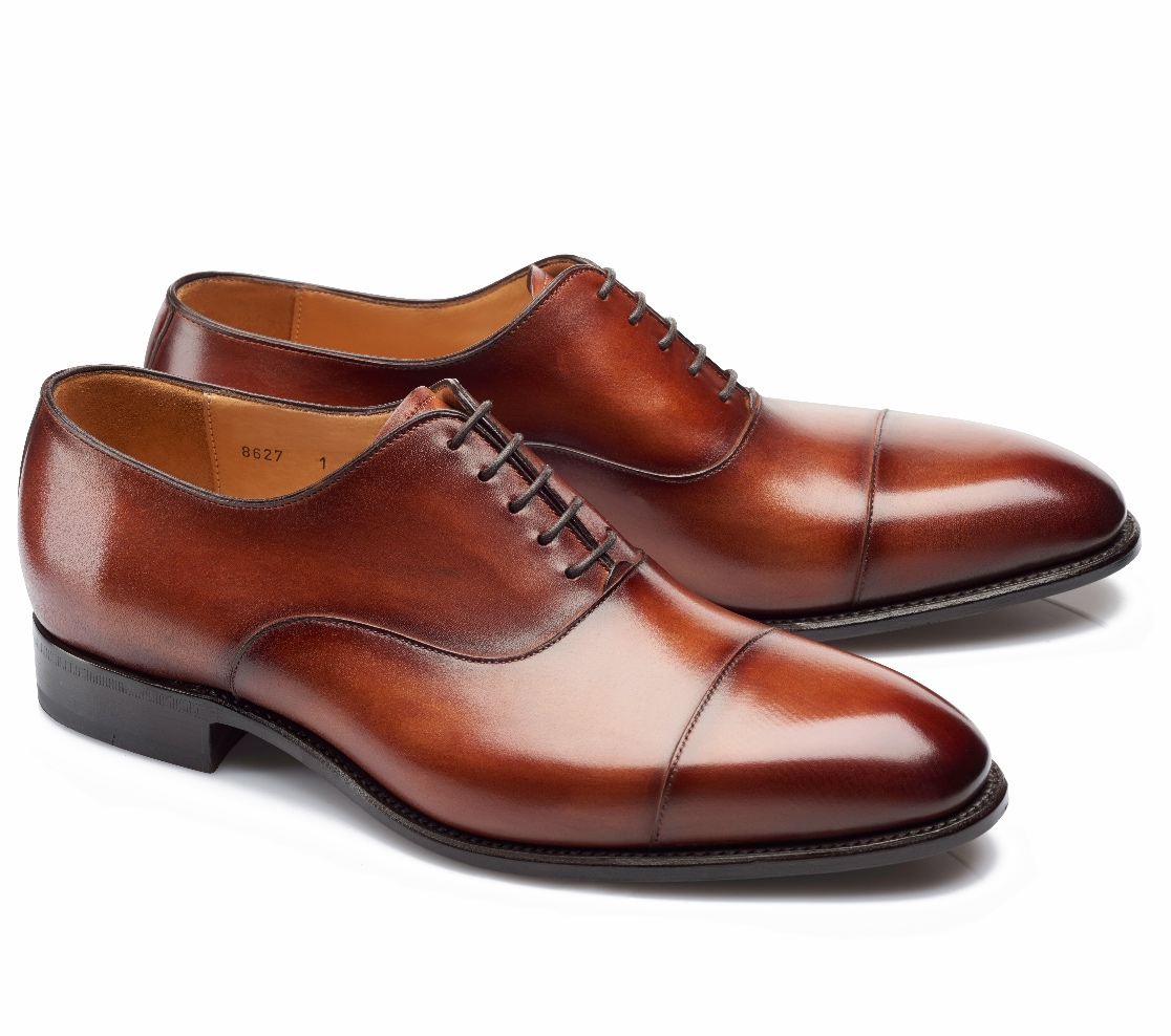 Cap Toe Shoes - Harold Braga