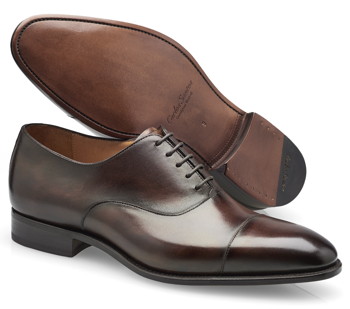 Cap Toe Shoes - Harold Coimbra