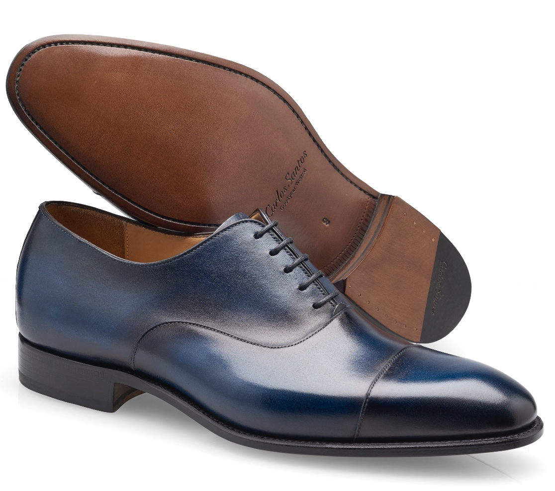 Cap Toe Shoes - Harold Norte