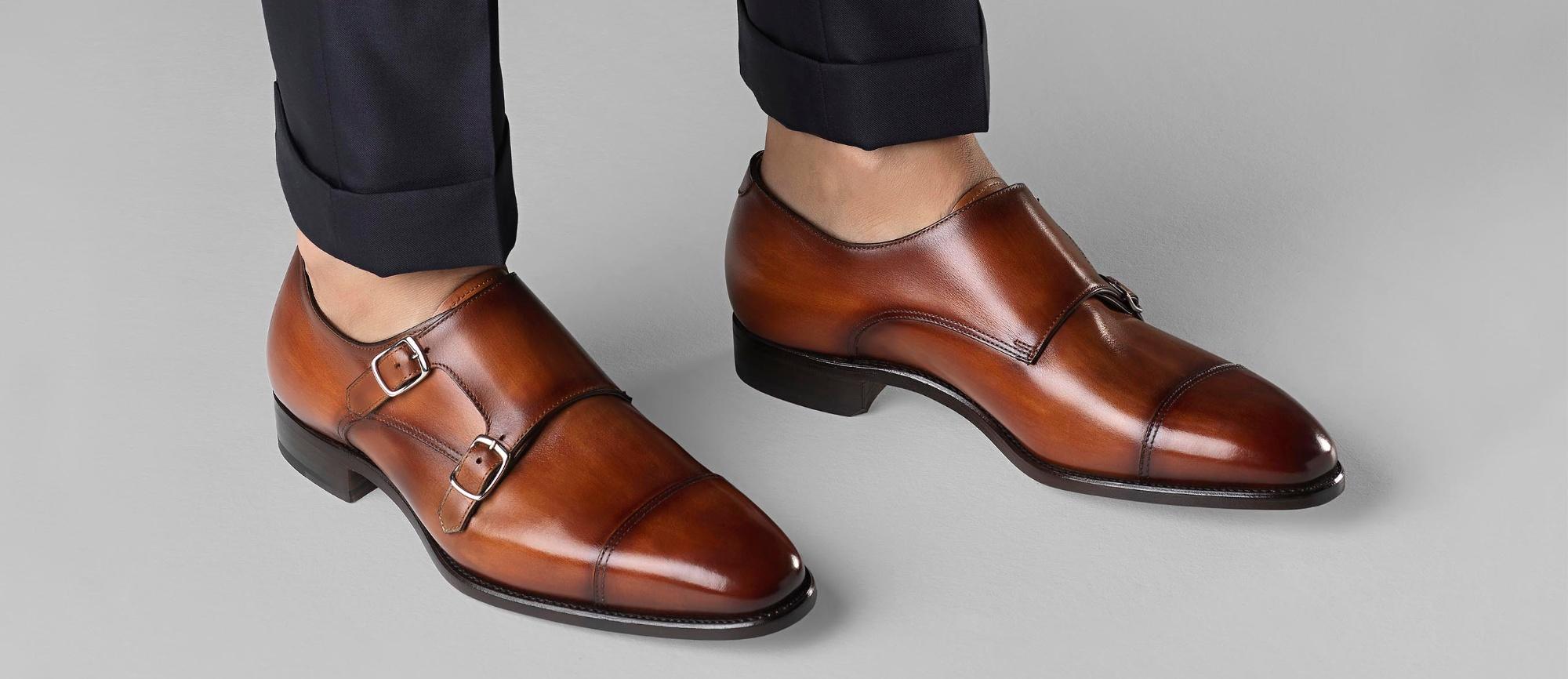 Double Buckle Shoes | Carlos Santos